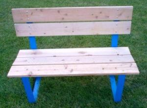 Endres Pier Bench