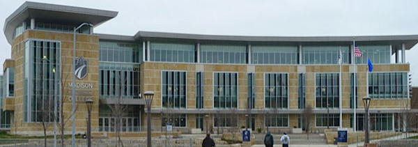 Madison College Truax Campus Welcome Center